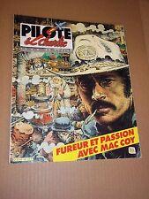 """""""PILOTE & CHARLIE, no 9"""" (1986) LA B.D. EN FUSION"""
