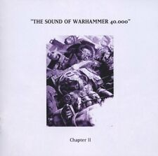 Sound of Warhammer 40.000 II Mike Ink, Bochum Welt, Silicon Scally, Rude .. [CD]