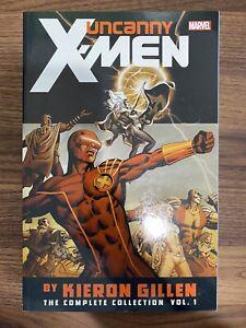 Uncanny X-Men by Kieron Gillen: The Complete Collection Vol. 1, New Unread