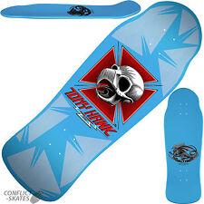 "Powell Peralta ""Crâne"" HAWK Skateboard Deck Bones Brigade Série 9 à Bec"
