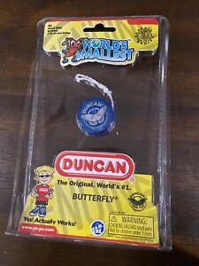 Worlds Smallest Duncan Butterfly Yo-Yo