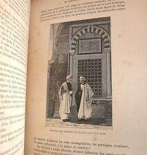 Beau livre de gravures orientalistes, De Carthage au Sahara, 1843, Bauron