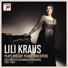 CD de musique classique piano Mozart
