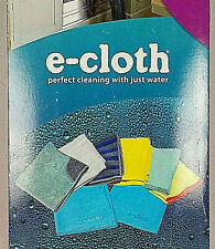 E-CLOTH (ECLOTH) CHEMICAL FREE CLEANING-DUSTING CLOTH X 3-FREE SHIPPING