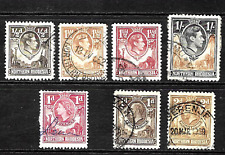 Northern Rhodesia ... A good collection ... 2984