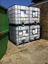 1000L IBC Storage Tank