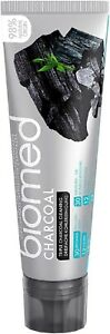 SPLAT Biomed Natural Toothpaste 100g Charcoal UK FREE DELIVERY