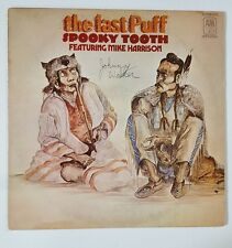 SPOOKY TOOTH / Mike Harrison - THE LAST PUFF Original 1970 LP A&M SP4266