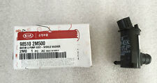 Kia Optima K5 Cadenza K7 12-13 Genuine OEM Washer Motor Pump 985102M500