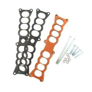 Engine Intake Manifold Spacer-Phenolic Intake Manifold Spacer Kit fits Mustang