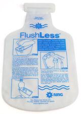 Toilet Water Saver Displacement Bag | Flush Less