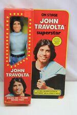 "Vintage 1977 Chemtoy, John Travolta 12"" Doll. On Stage SuperstarMib"