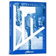 Infinite HOYA-[Shower] 1st Mini Album CD+Photobook+Photocard KPOP Sealed