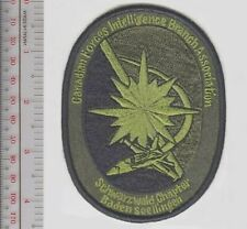 Canada Royal Canadian Air Force Germany Intelligence Branch Baden Soellingen acu