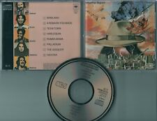 Weather Report  CD  HEAVY WEATHER   ©  1977  CBS  JAPAN /  NO BARCODE