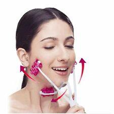2 In 1 Roller Neck Massager Face Massager Facial Beauty Tool 2pks