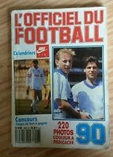 L'officiel du football. 90. Numéro 8468 ou 8907?