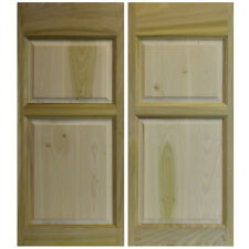 """COMMERCIAL SOLID POPLAR WESTERN WOODEN CAFE SALOON DOORS ANY 24""""-36"""" w/Hardware"""