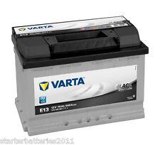 ALFA ROMEO, AUDI, CADILLAC, CHRYSLER, PORSCHE -TYPE 096 Car Battery - VARTA E13