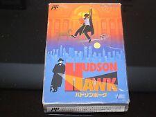 HUDSON HAWK   Famicom Nintendo FC NES JP Japan Import