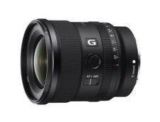 Sony FE 20mm f/1.8 G Ultra Wide Angle Lens