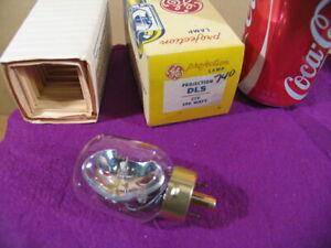 DLS/DLG G.E.  150W Lamp/Bulb 21V