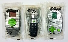 Kellogg's® XBOX LCD HANDHELDS Full Set NEW SEALED Spaceship/Disco/Mystic Castle