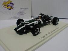 Spark S5291 - Cooper T81 No.8 3rd German GP Formel 1 1966 Jochen Rindt 1:43 NEU