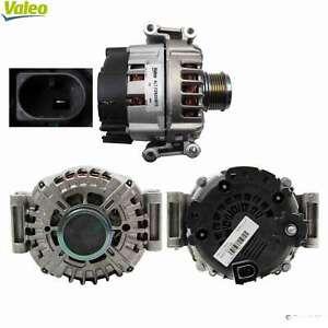 For Audi A4 A5 A6 Quattro allroad Q5 Alternator 180 Amp 2.0L Valeo 439798