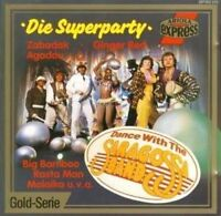 Saragossa Band Die Superparty-Dance with the (1987, BMG/AE) [CD]