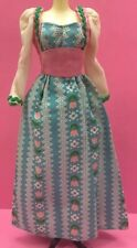 RHTF! Vintage 1970's Barbie Clothing BEST BUY #9555 PEASANT DRESS ~Mattel~