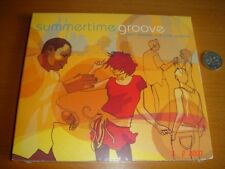 Summertime Grove, The Sound of Starbucks, Brand New CD, Made in USA