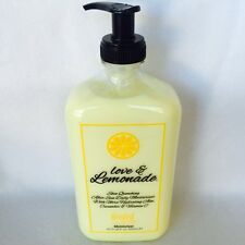Devoted Creations Love & and Lemonade Daily Moisturizer Tanning Lotion 18.25 oz