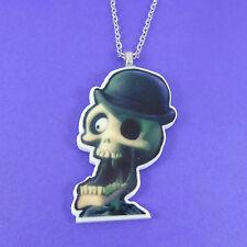 BONEJANGLES CORPSE BRIDE NECKLACE tim burton goth scene punk zombie skeleton