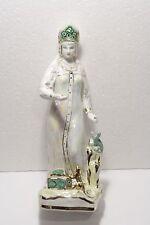 Vintage USSR porcelain figurine Dulevo Soviet Time Mistress of Copper Mountain
