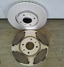 PEUGEOT 308 FRONT BRAKE DISCS AND PADS 1.4, 1.6 VTI & 1.6 HDi 2009 ON>>>