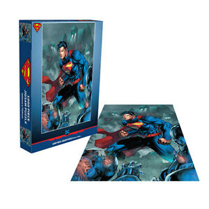 DC COMICS SUPERMAN DESIGN 1000PCE JIGSAW PUZZLE