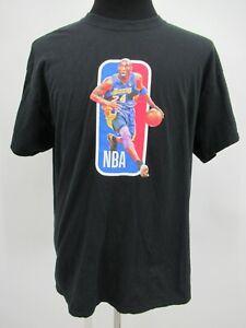 P4680 VTG Men's Los Angeles Lakers 23 Kobe Bryant Basketball-NBA T-Shirt Size XL