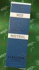 L'Occitane Mer & Mistral EdT 75 ml Eau de Toilette NEU
