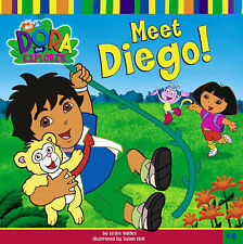 Meet Diego by Nickelodeon - Dora the Explorer Early Readers Book