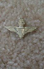 British Parachute Wing miniature  lapel pin (CB)