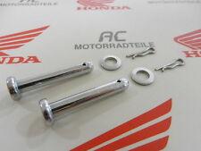 Honda CB 750 cuatro a Hondamatic 2x bar seat Hinge Set genuine New