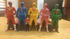 Goranger Ranger Key set Kaizoku Sentai Gokaiger Power Rangers