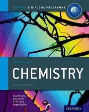 IB Chemistry Course Book: Oxford IB Diploma Programme 2014 Sergey Bylikin
