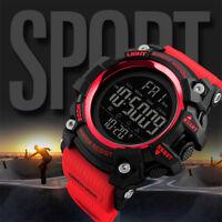 NEW Fashion Men's Smart Watch Digital Sports Wrist Watch Waterproof Business