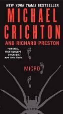 Micro: A Novel-ExLibrary