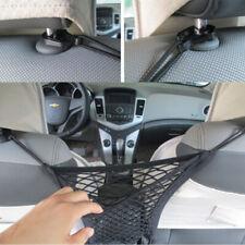 For Honda Jeep Kia Ford Seat Back Storage Mesh Net Bag Luggage Bag Holder Pocket