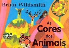 As Cores dos Animals (Portuguese edition)-ExLibrary