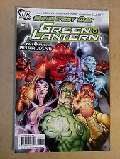 GREEN LANTERN #53 1ST PRINT DC COMICS (2010) BRIGHTEST DAY