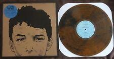"U2 ""Daughters and Sons"" LP 180 Gram BROWN VINYL 78/79 Demos (Bono, New Wave)"
